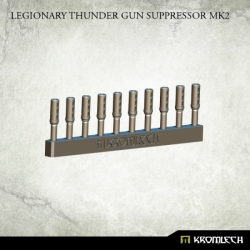 Legionary Thunder Gun Suppressor Mk 2