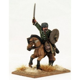 Mounted Steppe Tribes Warlord A
