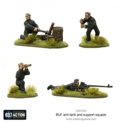 BUF Anti-tank Team and Support Squad