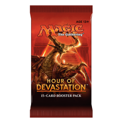 MTG: Hour of Devastation Single Booster