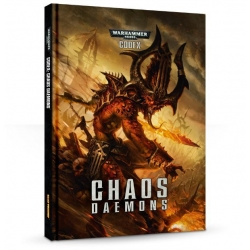 Codex: Chaos Daemons - Spanish