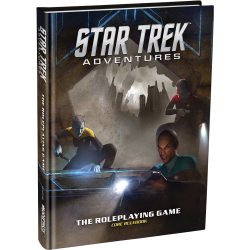 Star Trek Adventures Core Rulebook - Hardback
