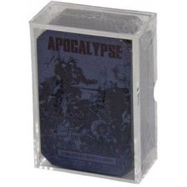 Apocalypse Strategic Asset Cards - English