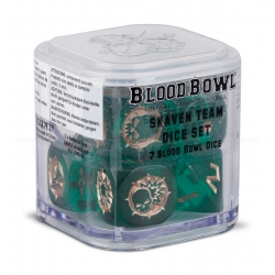 Blood Bowl Skavenblight Scramblers Team Dice Set