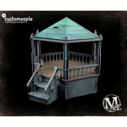 Malifaux Curmudgeon square Bandstand