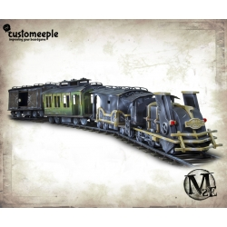 Malifaux Transdimensional Express