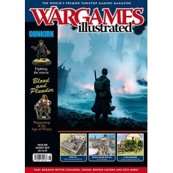 Wargames Illustrated WI358 August Edition