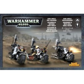 Dark Angels Bike Squad