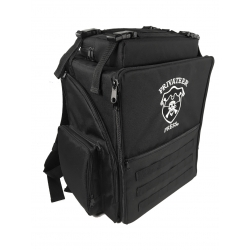 Privateer Press Backpack Empty - Black