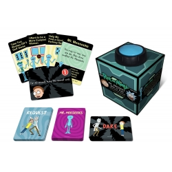 Mr Meeseeks' Box O' Fun: Rick and Morty Dice and Dares Game