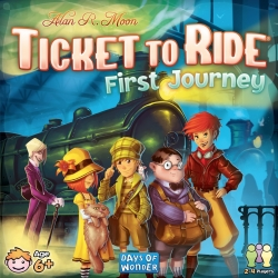 First Journey - Ticket To Ride