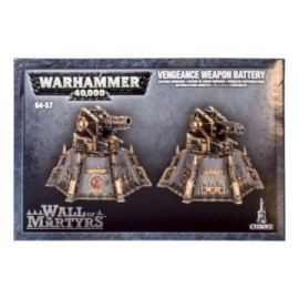 Wall of Martyrs: Vengeance Weapon Battery