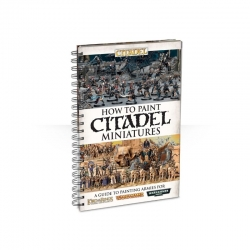 How to Paint Citadel Miniatures - French
