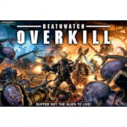 Deathwatch: Overkill - Spanish