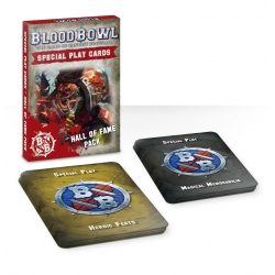 Blood Bowl Cards: Hall Of Fame Pack - French