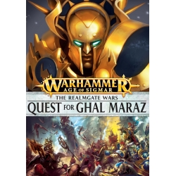 Realmgate Wars: The Quest For Ghal Maraz - English