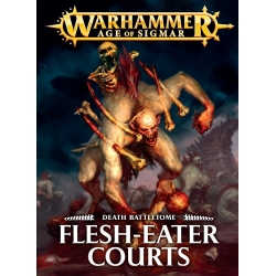 Battletome Flesh-Eater Courts - Spanish