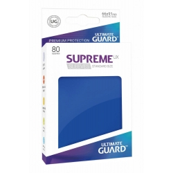 Supreme UX Sleeves Standard Size - Blue