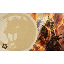 Right Hand of the Emperor Playmat