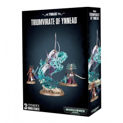 Ynnari, Triumvirate Of Ynnead