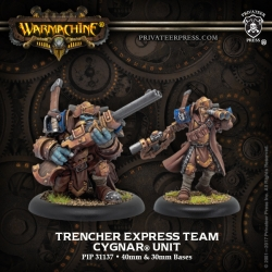 Trencher Express Team