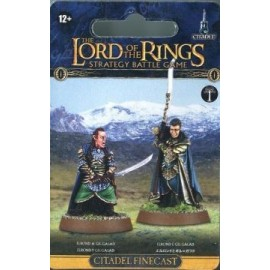Elrond and Gil-Galad - Finecast