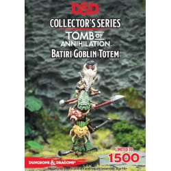 D&D Tomb On Annhilation Limited Edition Baliri Goblin Golem Miniature