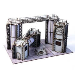 Jesserai Industrial Ward Set with Magnets