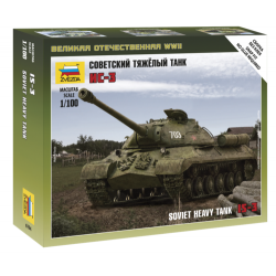 1/100th Soviet IS 3 Heavy Tank