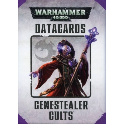 Datacards: Genestealer Cults - English