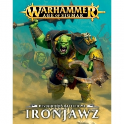 Battletome: Ironjawz Softback - German