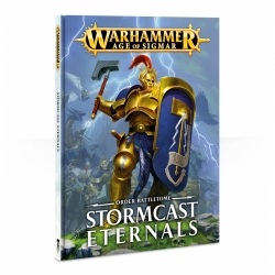 Battletome: Stormcast Eternals Softback - Spanish