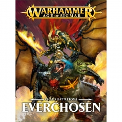 Battletome: Everchosen Softback - Italian