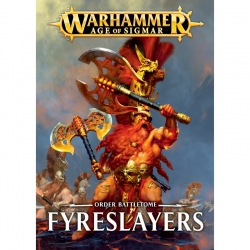 Battletome: Fyreslayers Softback - Spanish