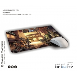 Infinity the Game Themed Mouse Pads - Operation Red Veil