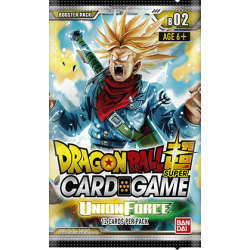 Dragonball Super Card Game: Union Force B02