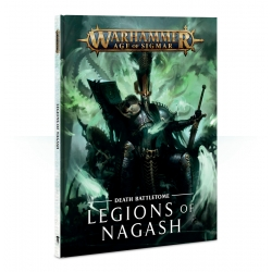 Battletome: Legions Of Nagash Hardback English