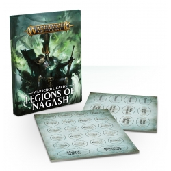 Warscroll Cards: Legions Of Nagash English