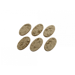 Ancient Bases, Oval 60mm