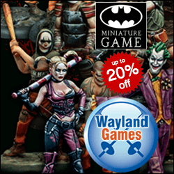 Wayland Games Batman