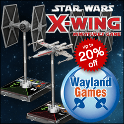 Wayland Games X-Wing