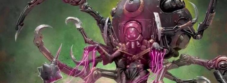 Warmachine: Getting Starting with Cephalyx