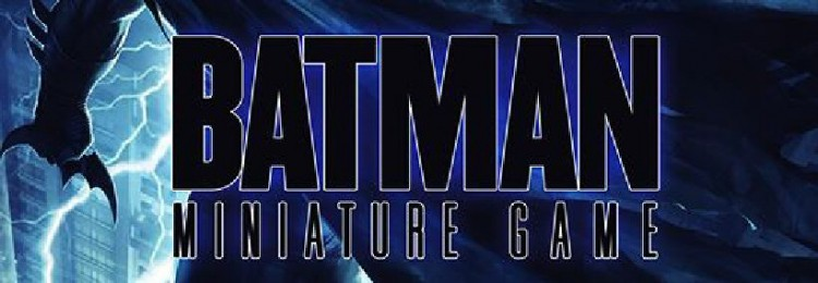 Batman the Miniatures Game: Scenery and Objectives