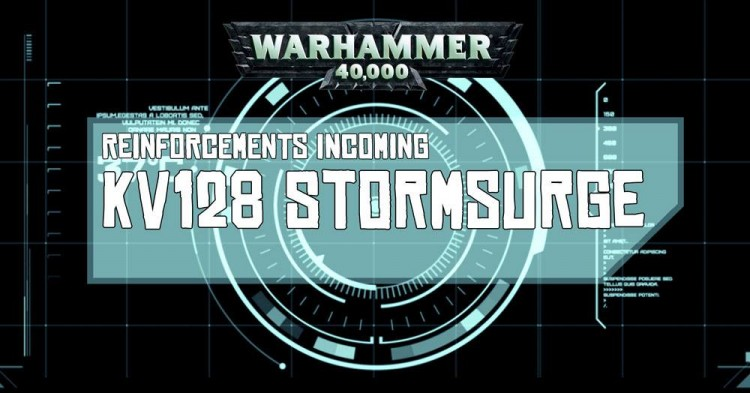 Stormsurge Unboxing