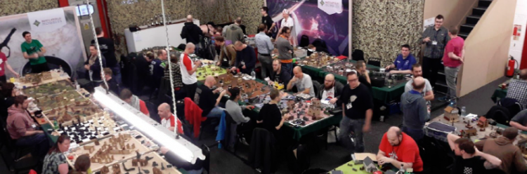 A Look Back at... Malifaux Nationals 2016! Day 1 (Part 2)