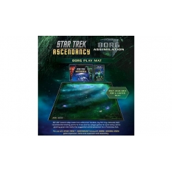 Star Trek Ascendancy: Borg Game Mat