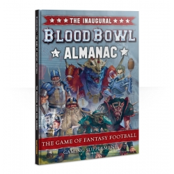 The Inaugural Blood Bowl Almanac - French
