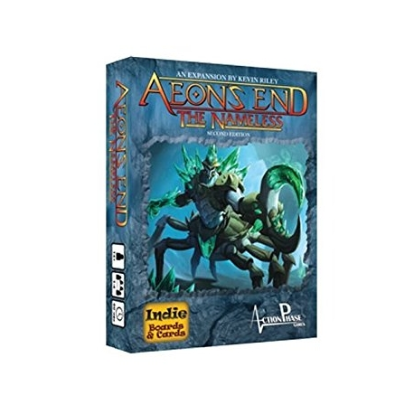 The Nameless 2nd Edition: Aeon's End Expansion