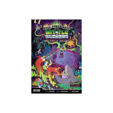 Epic Spell Wars of the Battle Wizards 2