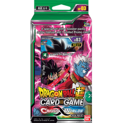 Dragonball Super Card Game: Special Pack Set Cross Worlds SP03